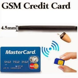 GSM COMMUNICATION DEVICES